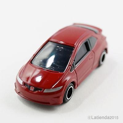 TAKARA TOMY Tomica 54 Honda Civic Type R EURO Diecast Car Toy 1/68 Scale Model