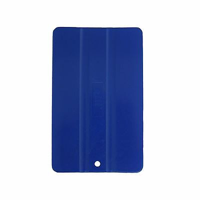Hand Applicator Decal Tint Wallpaper Squeegee Blue 3 Pack
