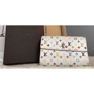 Louis Vuitton Murakami Multicolour Blanc Alexandra