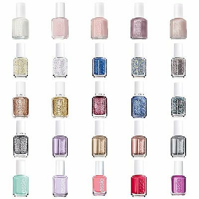 Essie Nail Polish Nail Lacquer Salon Quality 13.5 mL CHOOSE YOUR -
