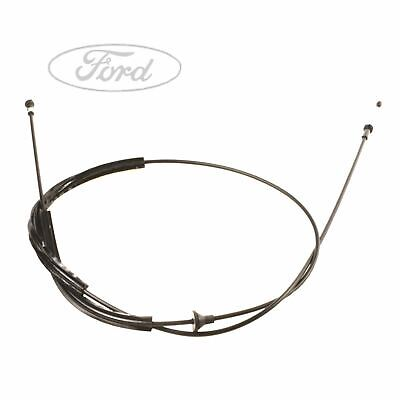 Genuine Ford Fiesta MK5 Bonnet Cable 1127709