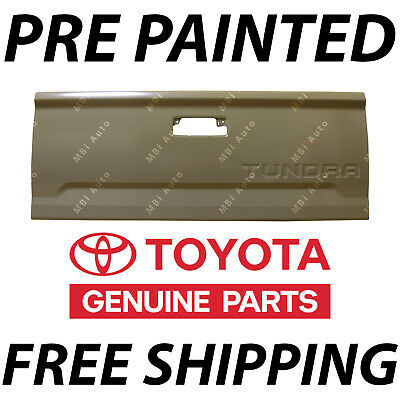 NEW Painted To Match - Steel FACTORY OEM Tailgate for 2014-2018 Toyota Tundra