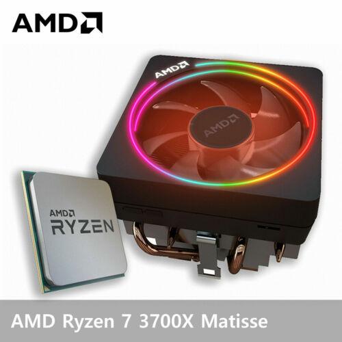 (US Only) [AMD] Ryzen 7 3700X Matisse CPU Processor 8 Core 16 Thread 3.6GHz