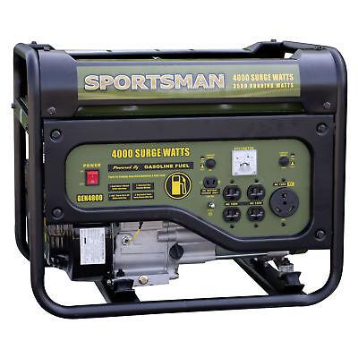 Sportsman GEN4000 Gasoline 4000 Watt Portable Generator - RV Ready
