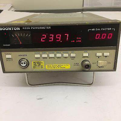 Boonton 4220 Rf Power Meter Nsn 6625 01 311 3742