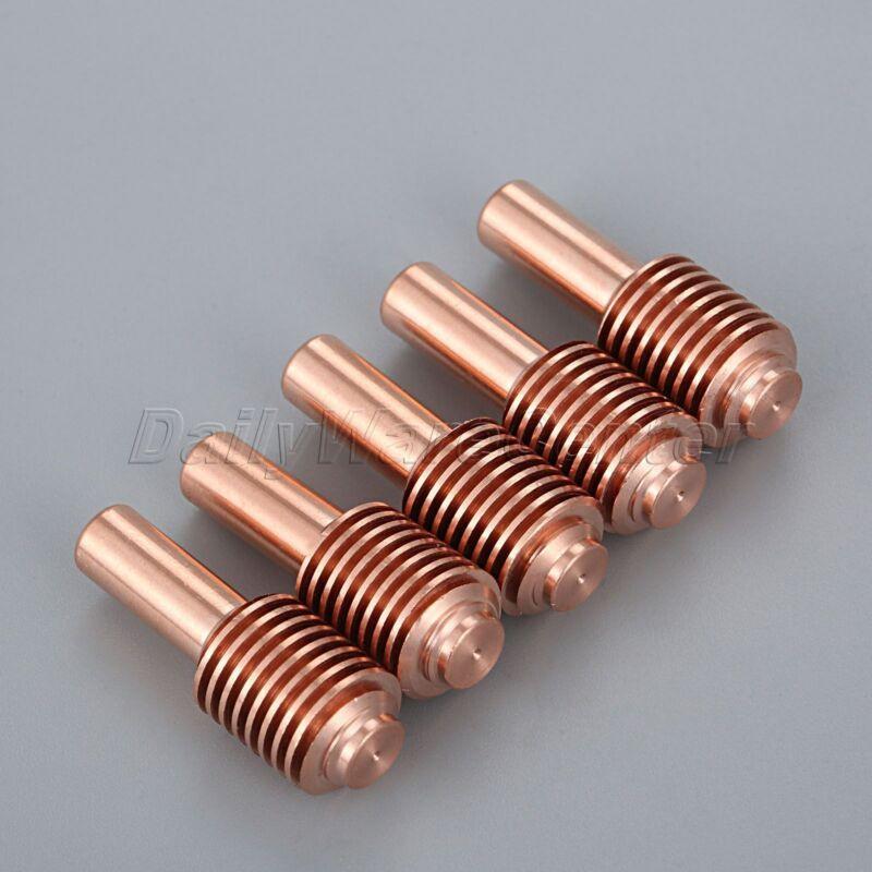 5pcs Plasma Cutting Torch Electrodes 420120 15A-30A for PMX 30XP Consumable Part
