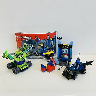 LEGO 10724 Lego Juniors 10724 Batman & Superman Vs. Lex Luthor Complete