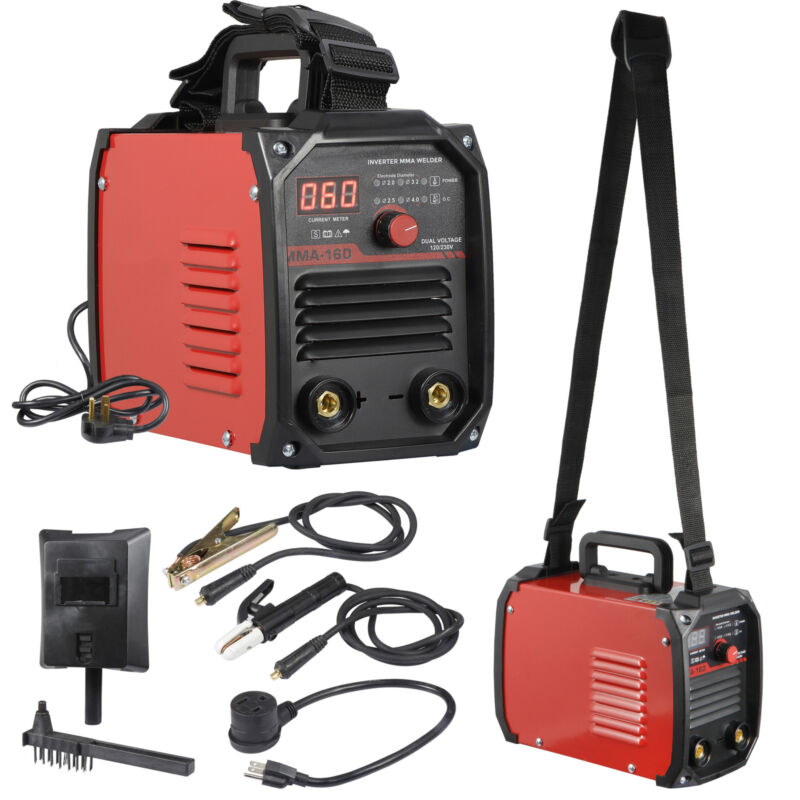 110/220V Inverter MMA Welder Household Electric ARC Welding Machine DC Inverter