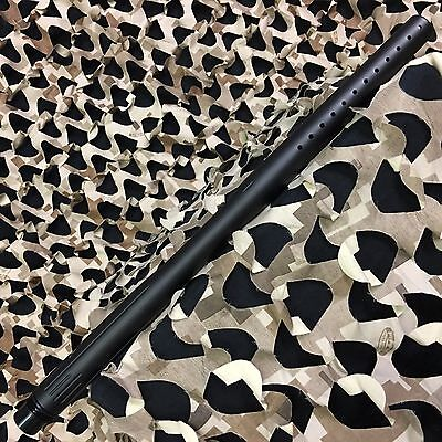 NEW GoG Paintball Smart Parts INLINE Barrel - Ion - 16 Inch - Dust Black