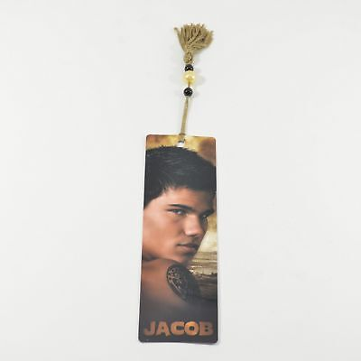 The Twilight Saga New Moon Jacob Wolf Pack Bookmark