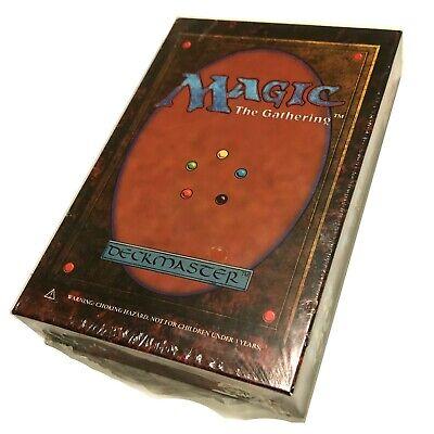 Magic MTG STARTER GIFT SET Box Factory Sealed English Revised 1994 2-Player New Player Gift Set