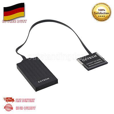 CFAST to SSD MSATA Card Adapter Converter for CANON URSA Mini 1DX II XC10 DE