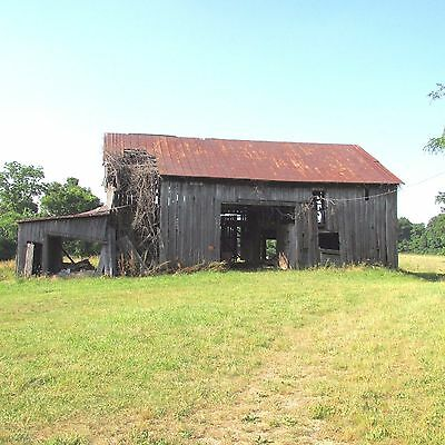 "BARN FOR SALE ROOFING SIDES ENTIRE BARN WOOD ""SAVE A BARN!"""