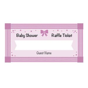 diaper raffle tickets greeting cards party supply ebay