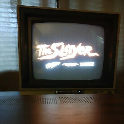 The Slayer - also playing Scalps- Beta - Betamax