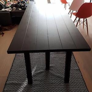 Ikea table Parkville Melbourne City Preview