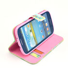 Leather Pouch for Samsung Galaxy S III