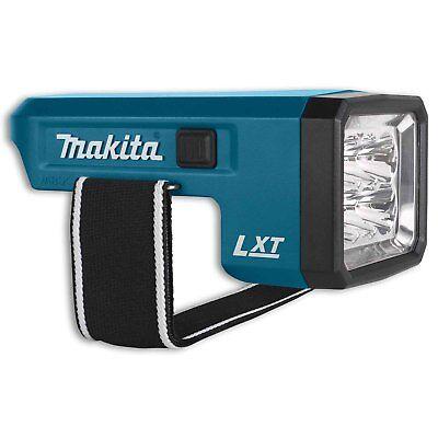 Makita LED Akkulampe BML 146 für 14,4 V Li-Ion Akkus | Lieferung ohne Akkus