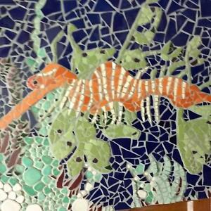 Mosaic - Seahorse Glenelg North Holdfast Bay Preview