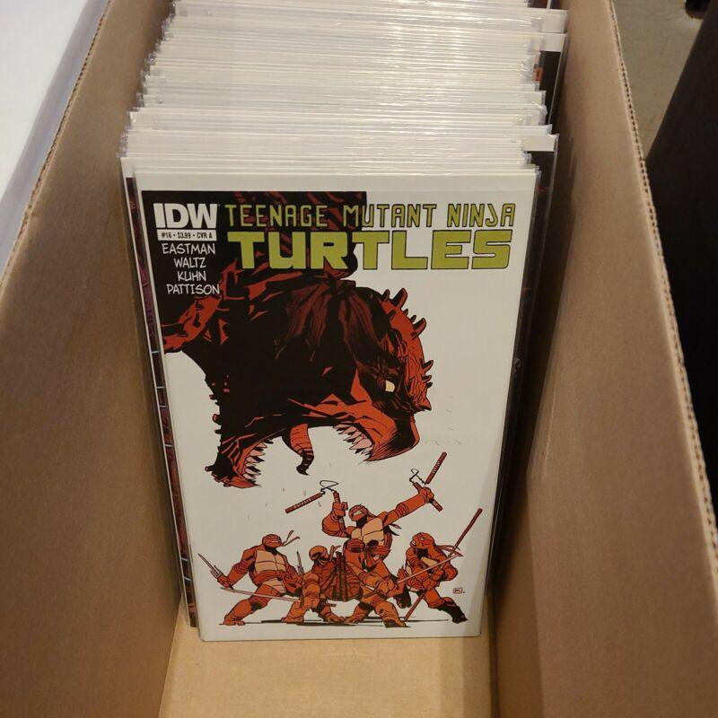Teenage Mutant Ninja Turtles #16-100 TMNT VF/NM IDW 1st Appearance U Pick Issues