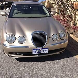 2003 Jaguar S Type Sedan Dianella Stirling Area Preview