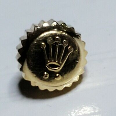 Rolex Crown , Yellow Gold , 24 531  8 , AAA Condition,  for sale  Shipping to India