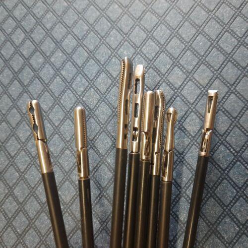 Laparoscopic Grasper Babcock Croce Bowel Grasper Forceps Instruments 5 PC Set