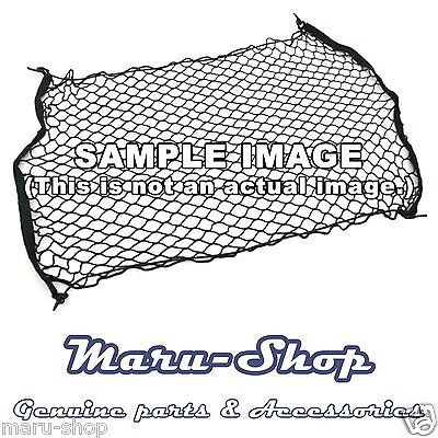 Rear Trunk Floor Cargo Luggage Mesh Net for 12~17 Hyundai Accent/i25 4DR/5DR