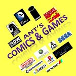 Ant's Comics and Games