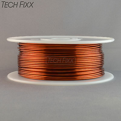 Magnet Wire 15 Gauge Awg Enameled Copper 350 Feet Generator Coil Winding 200c