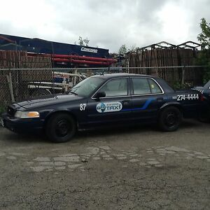 P71 cop car crown Vic with propane obo