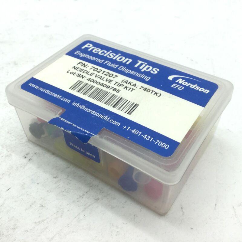 Nordson EFD 7021207 Engineered Fluid Dispensing Needle Valve Tip Kit