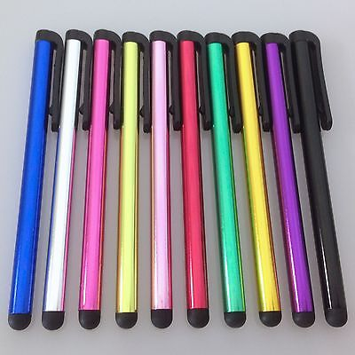 10x Stylus Touchpen Eingabestift ALU - Smartphone Tablet - iphone ipad samsung
