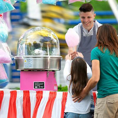 Plastic Floss Bubble Dome For Ccm21 Cotton Candy Machine