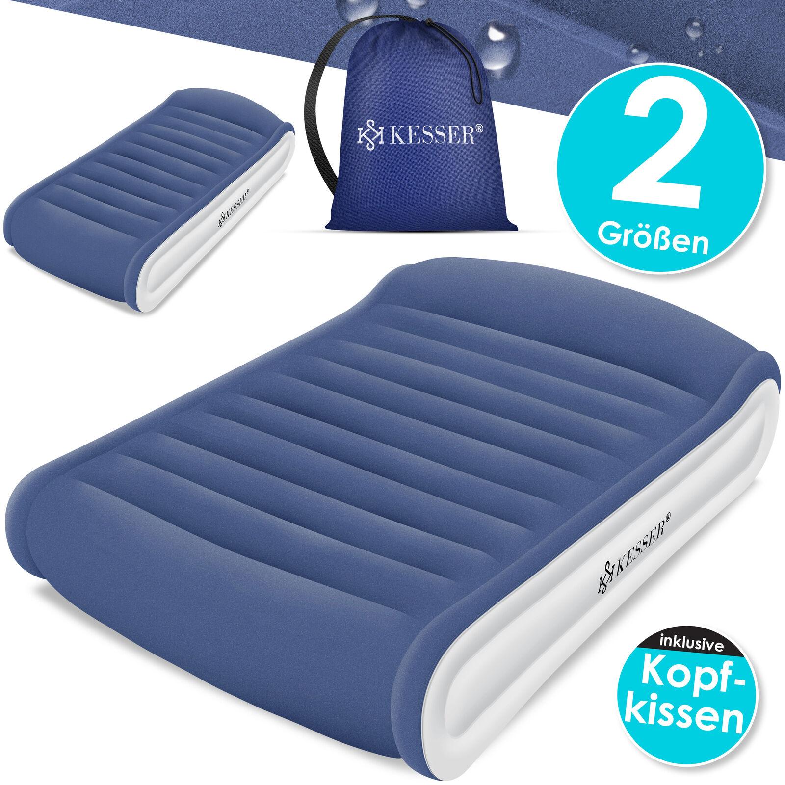 KESSER® Luftmatratze Aufblasbare Matratze Luftbett Selbstaufblasend mit Pumpe