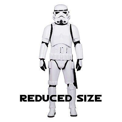 Star Wars Stormtrooper Kostüm Rüstung Paket mit Zubehör - Storm Kostüm Weiß