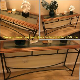 Wrought Iron Hallway Table Buffets Side Tables Gumtree Australia Piter Area Bilgola 1178294156
