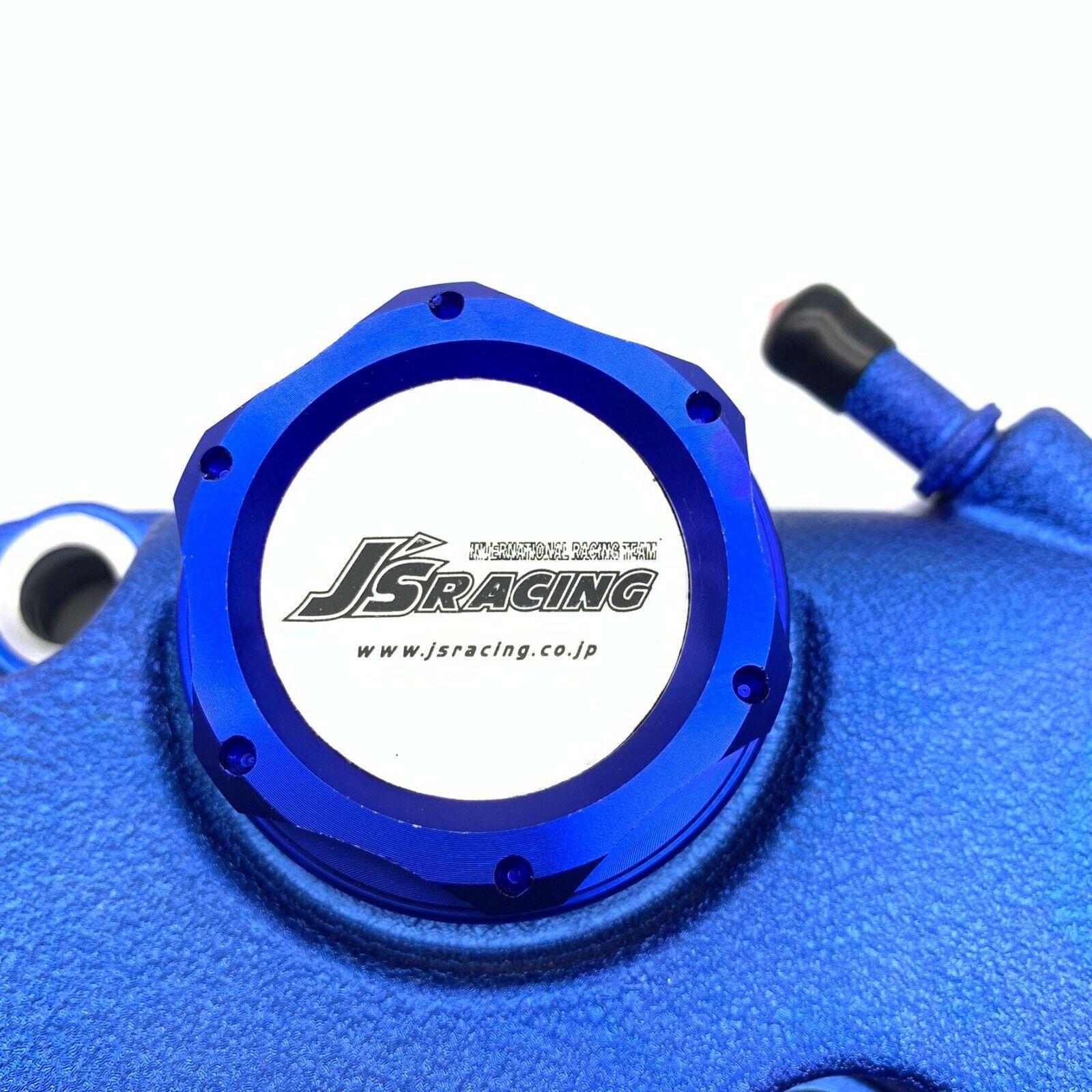 JDM Engine Oil Filler Tank Cap Cover Fits Honda Civic Accord Acura Integra Blue