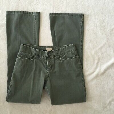 Abercrombie & Fitch Army Green pants, sz 2