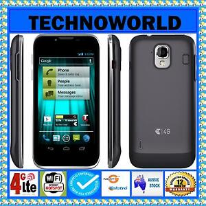 UNLOCKED TELSTRA EASYTOUCH ZTE T82+4G+WIFI+BLUE TICK+EXTERNAL ANTENNA PORT+GPS