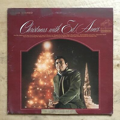 Ed Ames – Christmas With Ed Ames ()
