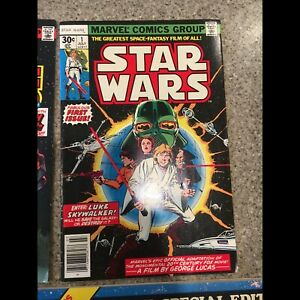 Star Wars Marvell 1977 # 1 comic excellent annuals