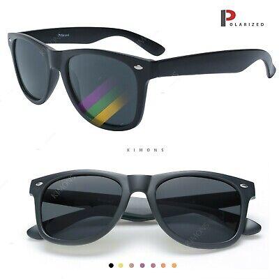 Hipster Horn rim Polarized Sunglasses Retro Vintage men women Mirrored (Polarized Mirrored Aviator Sunglasses For Men)