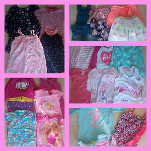 Girls clothes bundle... Size 6 & 7. St Marys Penrith Area Preview