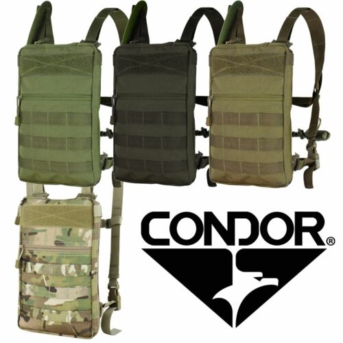 Condor 111030 Tactical Hiking Tidepool MOLLE Hydration Carrier