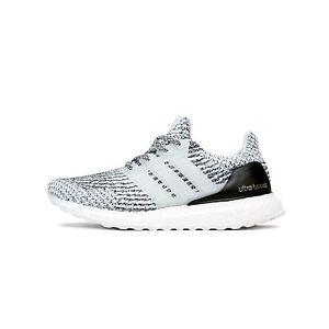 Adidas Ultra Boost 3.0 Oreo Zebra Black White Ultraboost S 80636 Sz