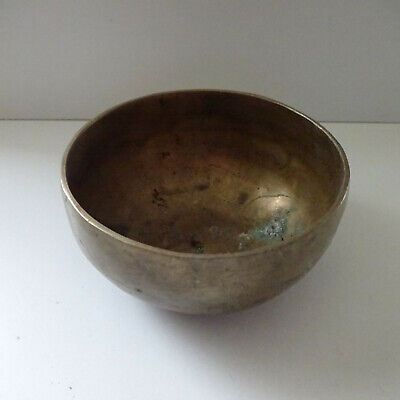 Bowl Brass Approx. 6,5 CM