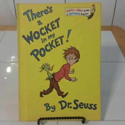 THERE'S A WOCKET IN MY POCKET!... DR SEUSS Beginner Book Club