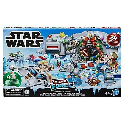 Hasbro Star Wars Micro Force Advent Calendar NEW