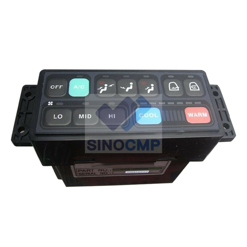 543-00049 Air Conditioner Controller for Daewoo Doosan Excavator DH220-5 S140-V